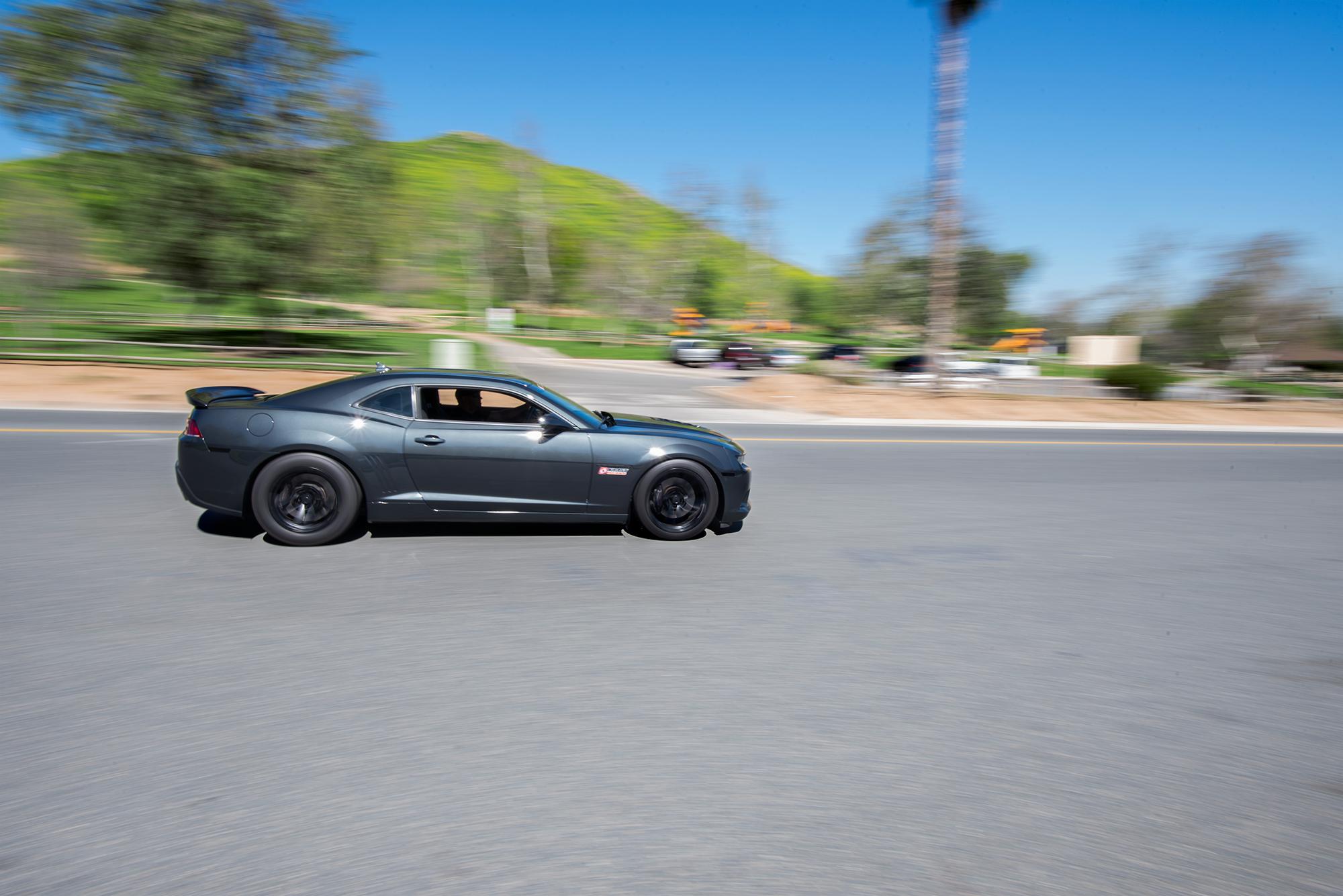 Kraftwerks Camaro Supercharger(4)