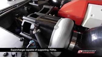 Home KraftWerks USA - Acura rsx supercharger